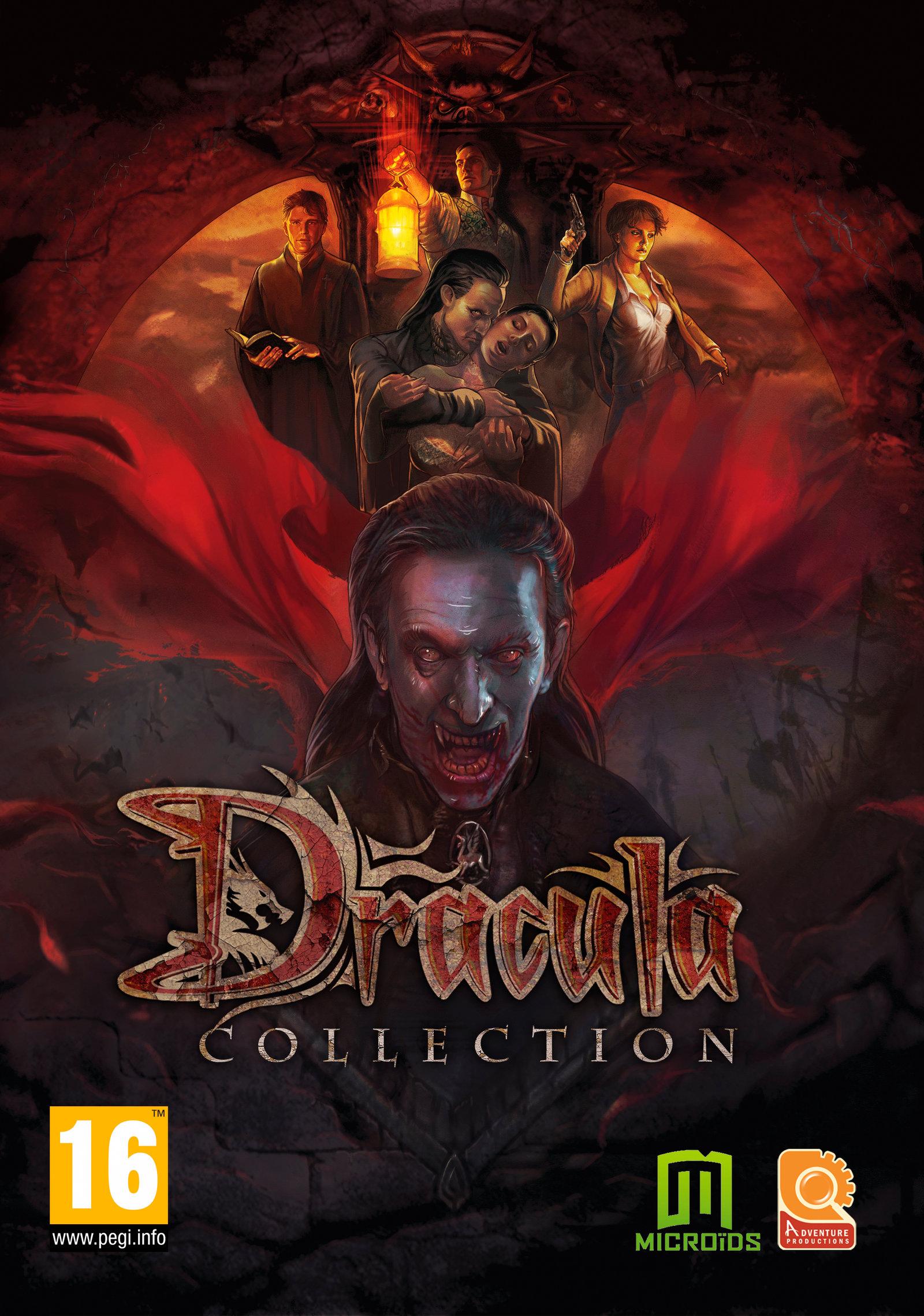 dracula storyline