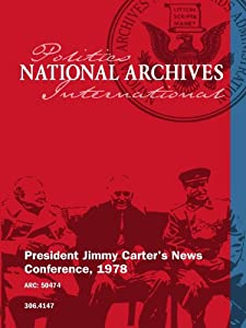 Movie torrents free downloads President Jimmy Carter's News Conference, 1978 by none [720