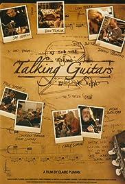 Talking Guitars Poster