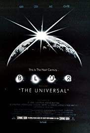 Blur: The Universal Poster