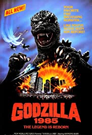 Godzilla 1985 (1985) Poster - Movie Forum, Cast, Reviews
