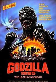 Primary photo for Godzilla 1985