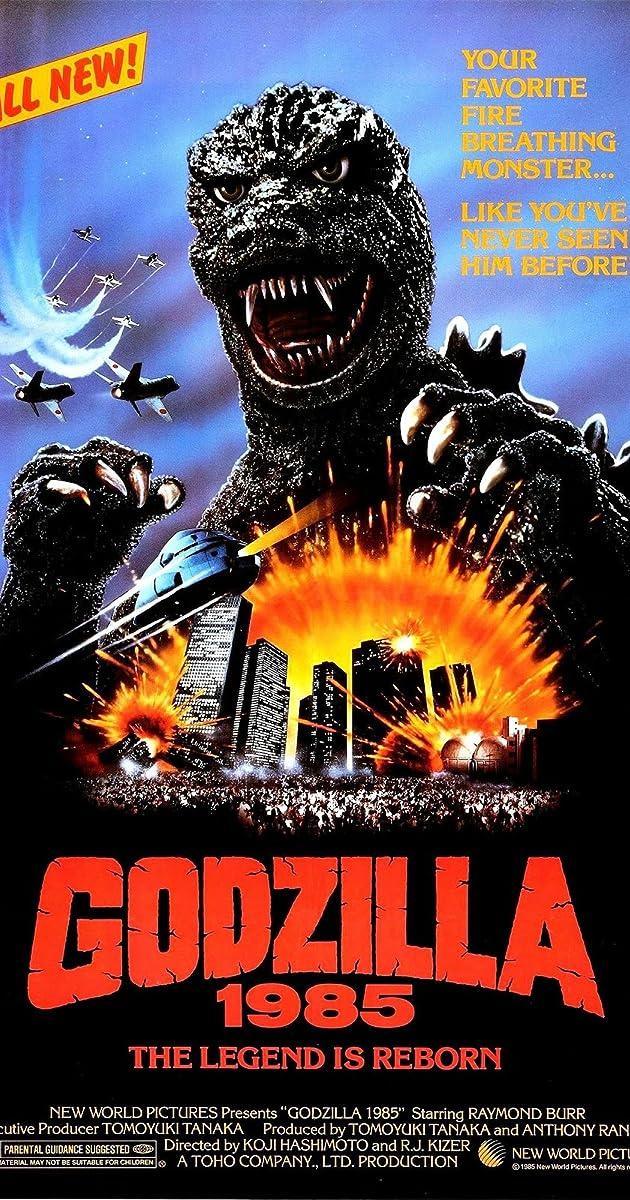 Godzilla 1985 (1985) Subtitles
