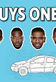 Six Guys One Car Poster