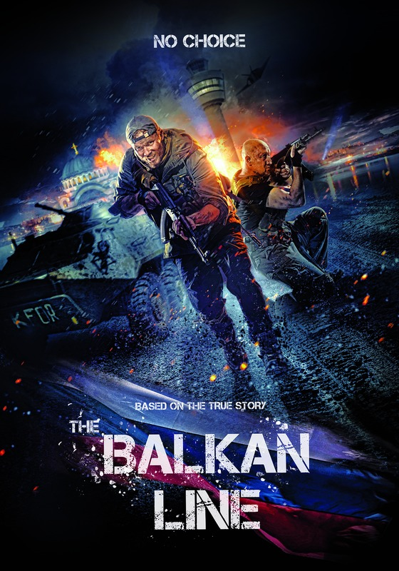 Watch The Balkan Line (2019) Online Movie Full Free HD
