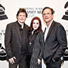 Priscilla Presley, Jerry Schilling, and Thom Zimny at an event for Elvis Presley: The Searcher (2018)