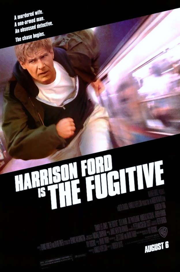The Fugitive (1993) BluRay 720p & 1080p