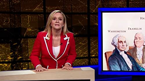Full Frontal With Samantha Bee: September 18, 2019