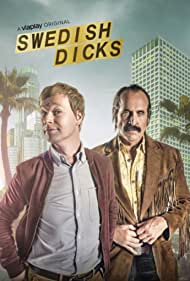 Peter Stormare and Johan Glans in Swedish Dicks (2016)