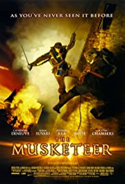 The Musketeer (2001) Poster - Movie Forum, Cast, Reviews