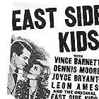 Joyce Bryant and Dennis Moore in East Side Kids (1940)