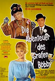 Die Abenteuer des Grafen Bobby (1961) Poster - Movie Forum, Cast, Reviews