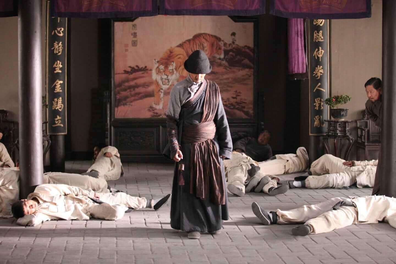 Yang Song in Jian shi liu bai yuan (2012)