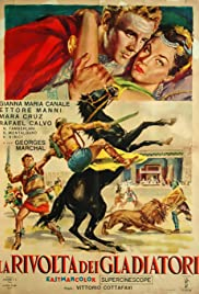 The Warrior and the Slave Girl Poster