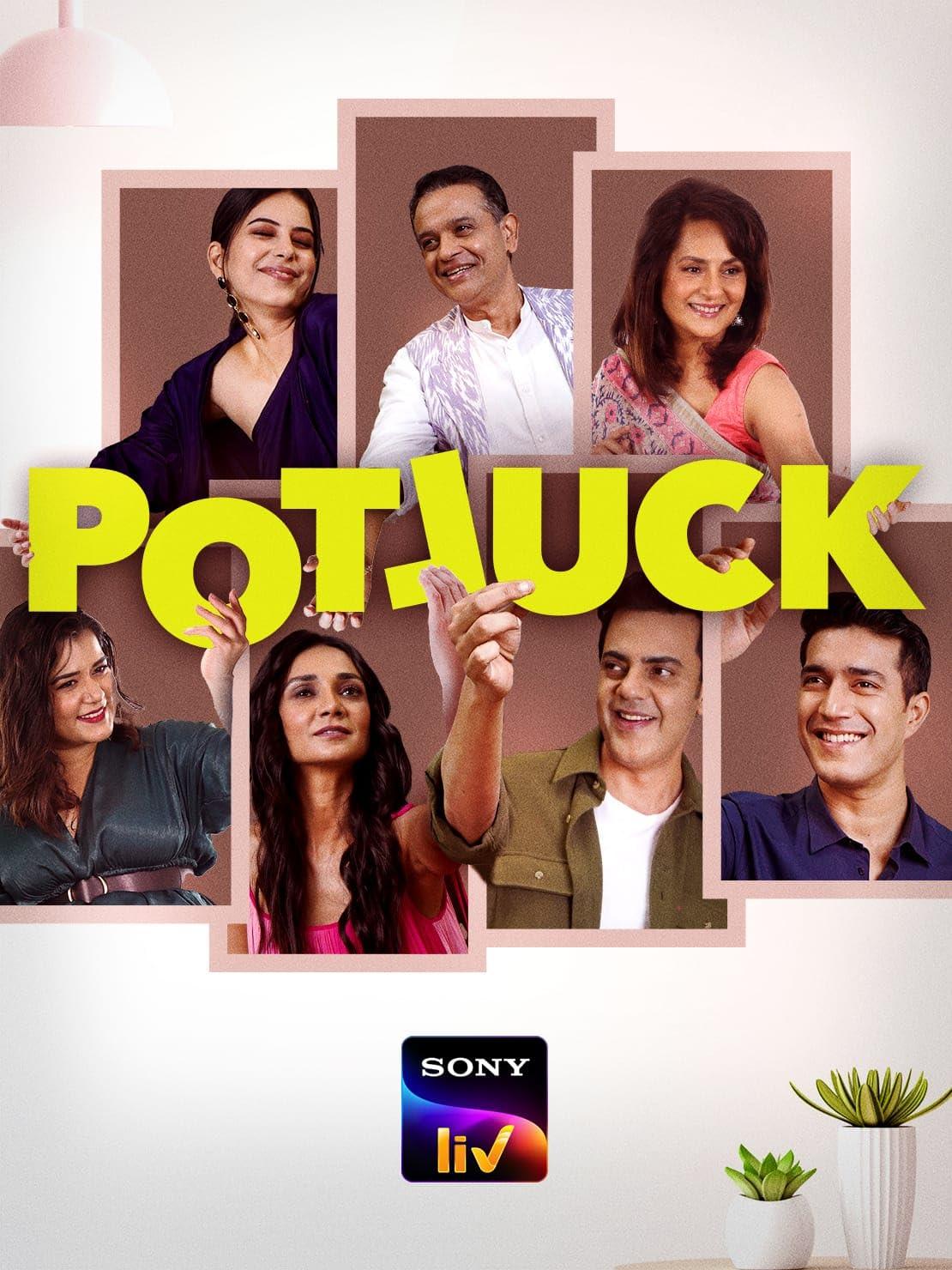 Potluck (2021) Season 1 SonyLIV Original