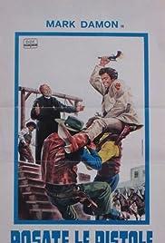Pistol Packin' Preacher Poster