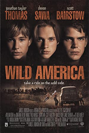 Where to stream Wild America