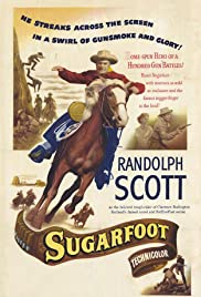 Sugarfoot Poster