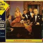 Mary Brian, Ina Claire, Fredric March, and Charles Starrett in The Royal Family of Broadway (1930)