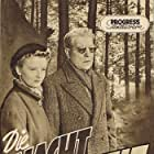 Jean Gabin and Simone Valère in La nuit est mon royaume (1951)