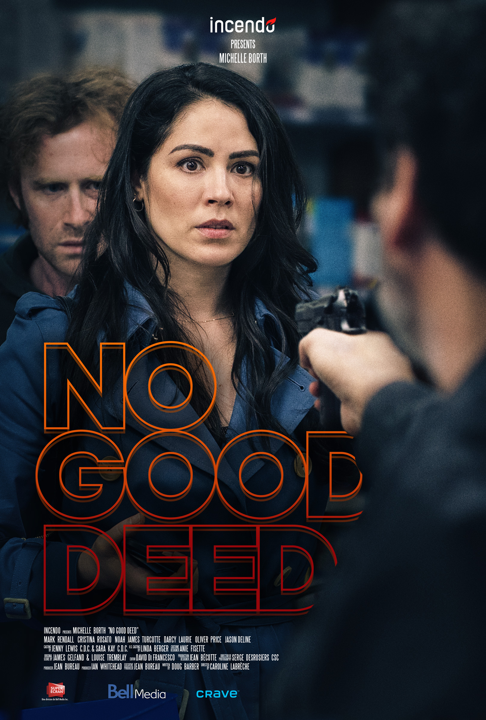 No Good Deed (TV Movie 2020) - IMDb