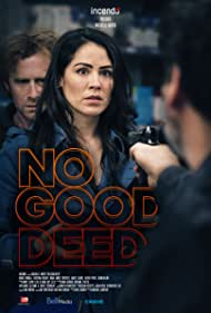 Mark Rendall and Michelle Borth in No Good Deed (2020)