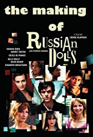 The Making of 'Russian Dolls' Poster