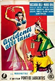 Accidents to the Taxes!! Poster