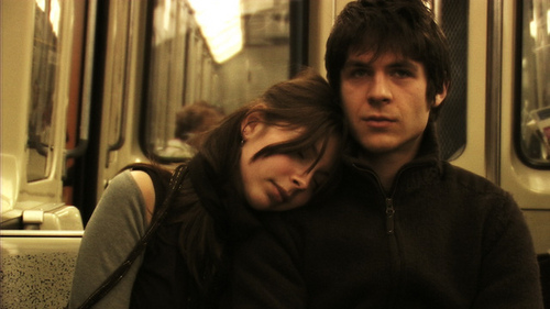 Elyse Bellamy and Asher Sandberg-Lewis in The Nightingale Princess (2006)