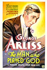 The Man Who Played God (1932) Poster - Movie Forum, Cast, Reviews