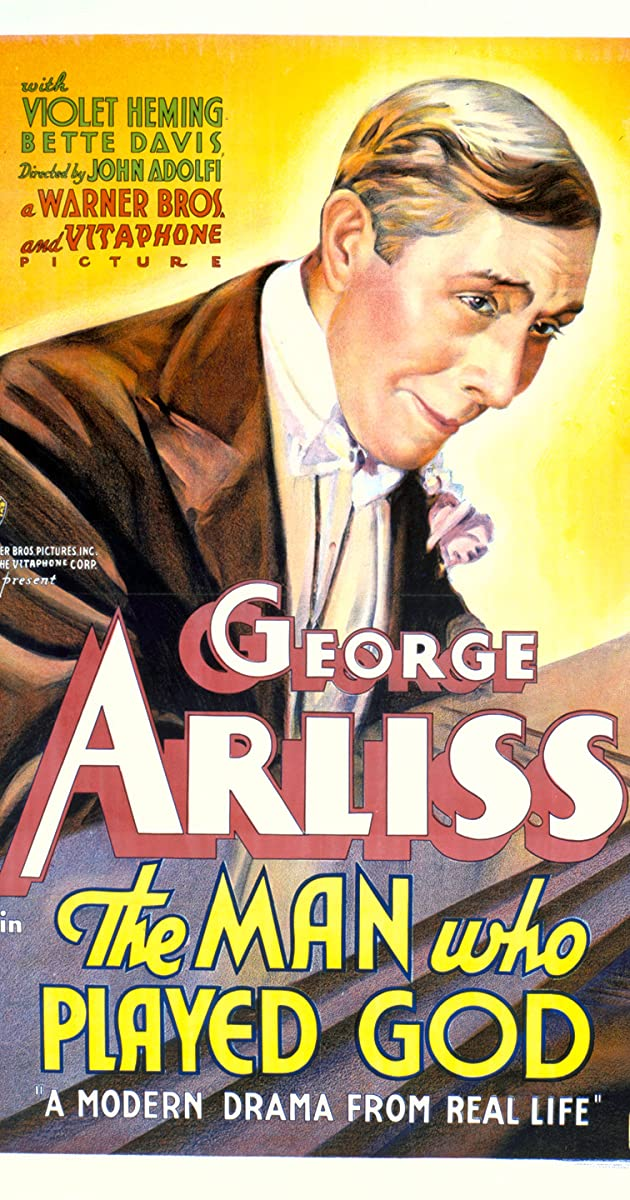 The Man Who Played God (1932) - IMDb