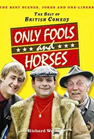 David Jason, Nicholas Lyndhurst, and Lennard Pearce in Only Fools and Horses.... (1981)