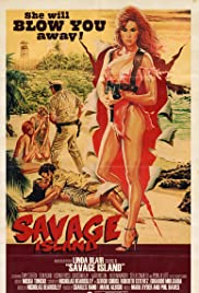 Savage Island Poster