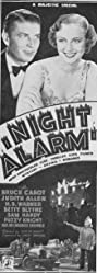 Night Alarm (1934) Poster