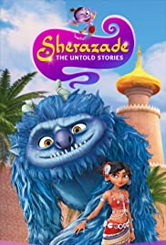 Sherazade: The Untold Stories Poster