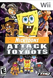 SpongeBob and Friends: Attack of the Toybots Poster