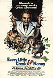 Every Little Crook and Nanny Poster