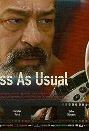 Business As Usual - Der Prophet fliegt mit Poster