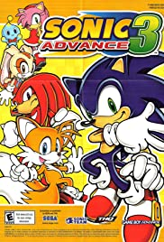 Sonic Advance 3 Poster