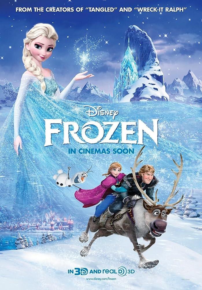 Frozen (2013) Hindi Dubbed