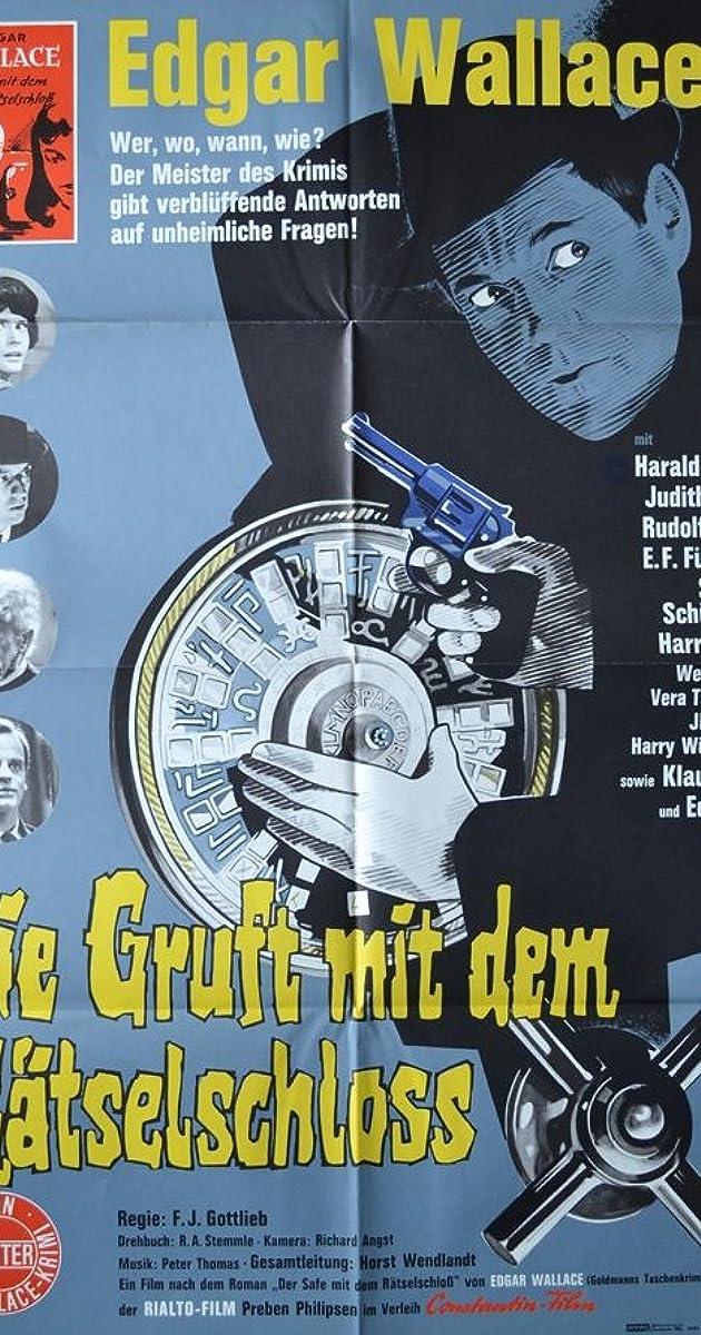 Subtitle of Die Gruft mit dem Rätselschloß
