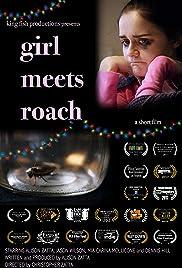 Girl Meets Roach Poster