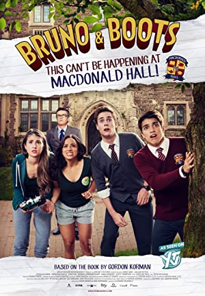 Where to stream Bruno & Boots: This Can't Be Happening at Macdonald Hall