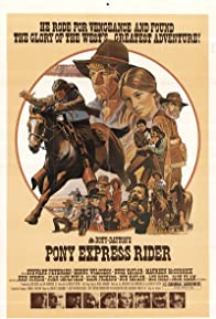 Primary photo for Pony Express Rider