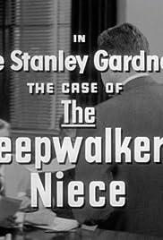 The Case of the Sleepwalker's Niece Poster