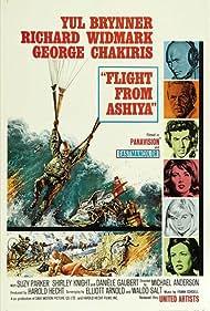 Flight from Ashiya (1964) Poster - Movie Forum, Cast, Reviews