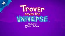 Trover Saves the Universe (2019 Video Game)