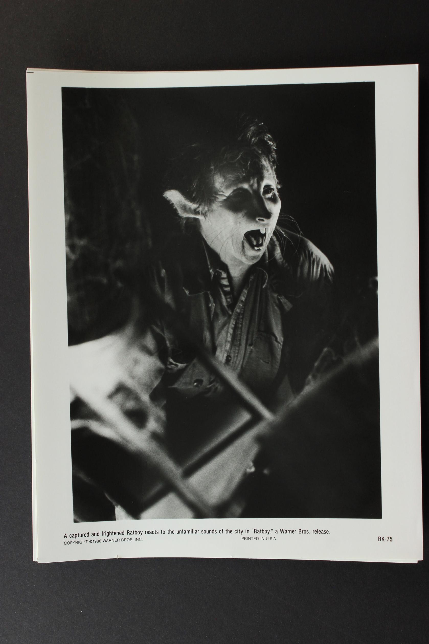 Sharon Baird in Ratboy (1986)