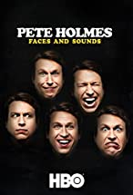 Primary image for Pete Holmes: Faces and Sounds