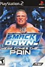 WWE SmackDown! Here Comes the Pain (2003) Poster